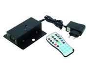 Controleur DMX infra rouge avec télécommande pour projecteurs 5 canaux