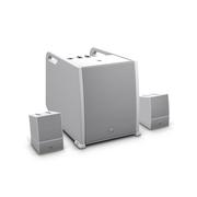 LD Systems CURV 500 AVS W - Système line array portable « AV Set » avec câbles HP, blanc