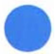Filtre dichroïque Bleu pourParkolor