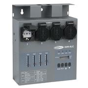 Kit variateur d'intensité 4 canaux 3 A par canal avec contrôle local.