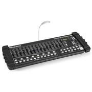 Controleur DMX BEAMZ DMX 384 canaux 16 faders