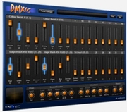 Interface usb et Logiciel de controle DMX Enttec DMXIS