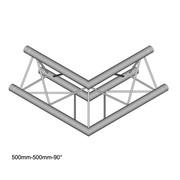 Structure Triangle alu 90° pointe latérale duratruss DT23-C21-L90