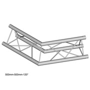 Structure Triangle alu 120° duratruss DT23-C22-L120