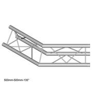 Structure Triangle 250 alu 135° duratruss DT23-C23-L135