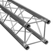 structure alu carrée duratruss DT24-350 3m50 avec kit de jonction