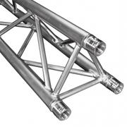 structure Triangle alu duratruss DT-33-100 longueur 1m avec kit de jonction