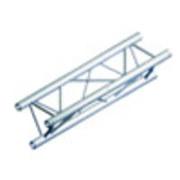 structure Triangle alu 0 m50 duratruss DT-33 avec manchons