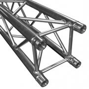 Structure alu carrée 290mm duratruss DT-34-050 50cm