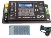 Driver de LED RVB DMX à télécommande Infra rouge OXO LED-DIIMER-3-IR