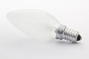 Lampe E14 Flamme lisse dépolie 230V 40W