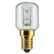 Lampe E14 230V 40W Tube Claire 26 X 60mm