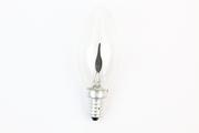 Lampe E14 scintillante Flamme vacillante lisse 230V 3W