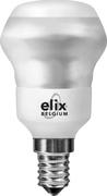 Lampe éco E14 230V 7W R50 blanc chaud ELIX