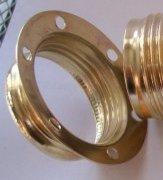 Bague metal laiton E14