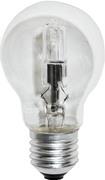 Ampoule E27 230V 52W Standard claire éco équivalent 75W