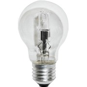 Ampoule E27 230V 75W Standard claire halogène éco équivalent 100W