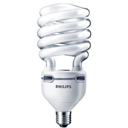 Ampoule Philips Tornado spirale high lumen 65W 827 code 80824700