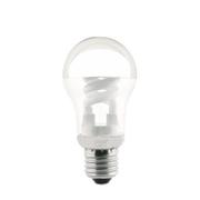 Lampe E27 calotte argentée économique 230V 15W