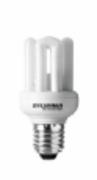 Ampoule Eco E27 11W Blanc neutre Sylvania compact code 0031033