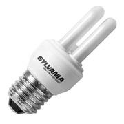 Ampoule Eco E27 15W Blanc chaud Sylvania Minilynx Fast Start code 0031161