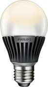 PHILIPS MASTER LEDbulb GLOW 8W = 40W E27 2700K 230V A60 blanch chaud Dimmable