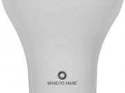 Ampoule Beneito Faure led E27 9W blanc froid 5000K 360° équivalent 75w