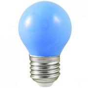 Lampe E27 à led Bleu 1 W 230V