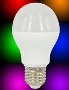 Ampoule Led RGBW 6W E27 série 4 zones
