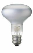Lampe spot reflecteur E27 R80 100W 230V code 0015585