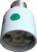Adaptateur culot à vis standard E27  vers G12 céramique