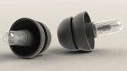 Bouchons d'oreille attenuateurs EarPads de EARSONICS
