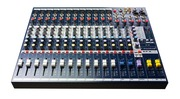 Console de Mixage Analogique SoundCraft - EFX12 - 12 MONO / 2 STEREO - EFFETS LEXICON