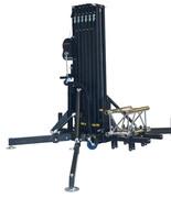 Pied de levage à fourche ASD ELP730 hauteur 7m30 charge 300kg