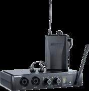Ear monitor Shure PSM200 EP2TR112GR-K9 Système avec Intras SE112 - Bande K9E