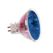 LAMPE EXN 12V 50W GU5.3 38° Bleu