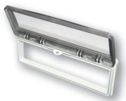 Fenêtre pliante pour fusibles IP54 PCE 14 unités