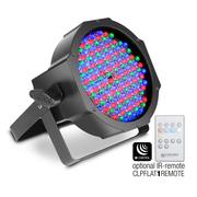 Projecteur led plat Cameo FLAT PAR CAN RGB 10 IR 144 leds