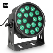 Projecteur led IP65 Cameo FLAT PRO 18 IP65 18 x 10 W RGBWA