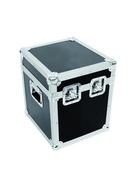 Flight case male de transport WxDxH intérieur 380 x 380 x 400 bois 7mm