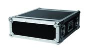 Flight case betonex 4U 2 capots