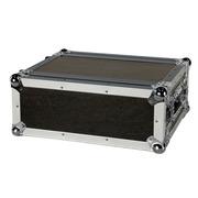 Flight case betonex 4U 2 capots profondeur utile 300mm pour effets