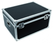 Flight case type male de transport 800X600 mm hauteur 400 éco 7mm