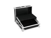 Flight case pour Case pour console éclairage ou son avec tablette pour PC