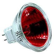 LAMPE MR16 FMW 12V 35W rouge