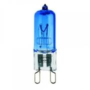 LAMPE Halogène G9 230V 25W bleu diamant lumière froide