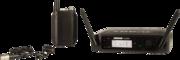 Système complet HF numérique SHURE GLXD14E-WL185-Z2 micro cravate
