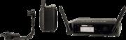 Ensemble Micro HF Shure GLXD14E-B98-Z2 avec micro instrument Beta98