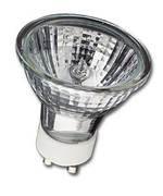 Lampe GU10 240V 75W 25° 50mm dichroique utilisée sur sunstrip