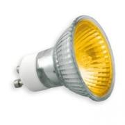 Lampe GU10 Sylvania 240V 50W 25° Jaune